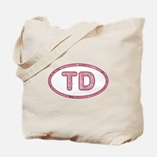 TD Pink Tote Bag