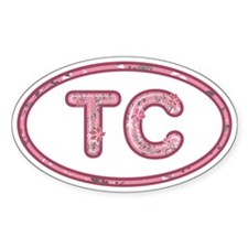 TC Pink Decal