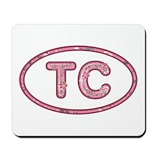 TC Pink Mousepad