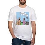 Firing Line Fitted T-Shirt
