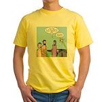 Firing Line Yellow T-Shirt