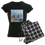 Firing Line Women's Dark Pajamas