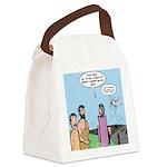 Firing Line Canvas Lunch Bag
