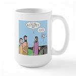 Firing Line Large Mug