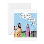 Firing Line Greeting Cards (Pk of 20)