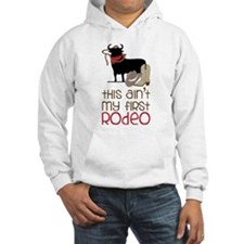 My First Rodeo Hoodie