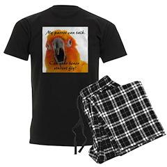 Sun Conure 2 Steve Duncan Men's Dark Pajamas