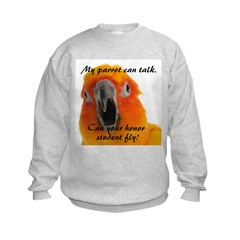 Sun Conure 2 Steve Duncan Sweatshirt