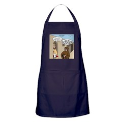 A Time to Steal Apron (dark)
