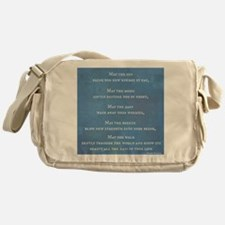 Apache Blessing Messenger Bag