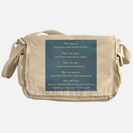 Apache Blessing Messenger Bag