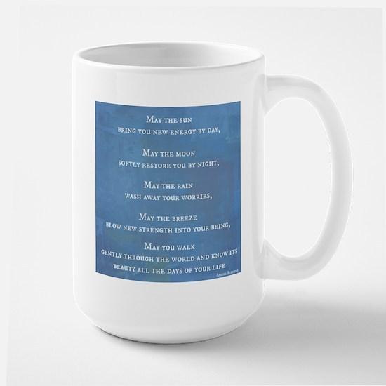 Apache Blessing Large Mug