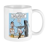 Here Today ... Mug
