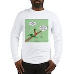 No Respect Long Sleeve T-Shirt