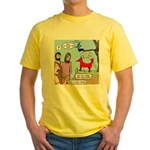 No Rest Yellow T-Shirt