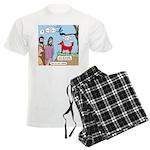 No Rest Men's Light Pajamas