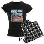 No Rest Women's Dark Pajamas
