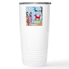 No Rest Travel Mug