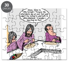 Table Manners Puzzle