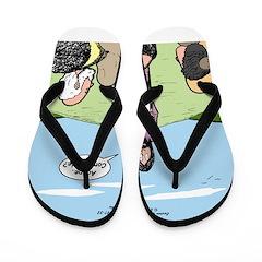 Agape Flip Flops