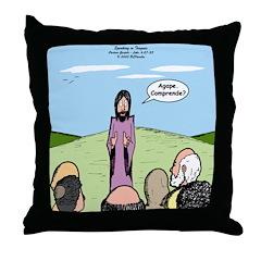 Agape Throw Pillow