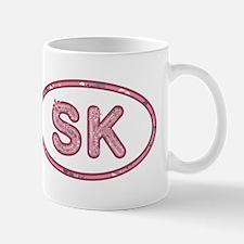 SK Pink Mug
