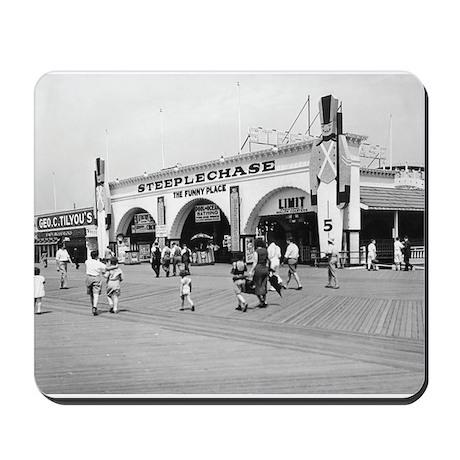 Steeplechase on Coney Island 1826580 Mousepad