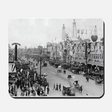 Coney Island Strets 1826595 Mousepad
