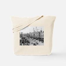 Coney Island Strets 1826595 Tote Bag