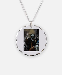 Zombie Party Necklace
