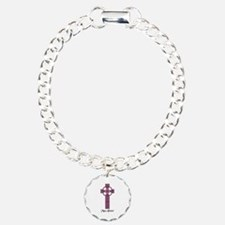 Cross - MacAlister Charm Bracelet, One Charm