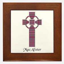Cross - MacAlister Framed Tile
