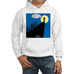 Mission from God Hoodie