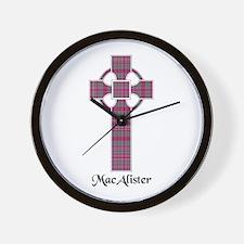 Cross - MacAlister Wall Clock