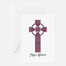 Cross - MacAlister Greeting Card