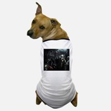 Zombie Party Dog T-Shirt