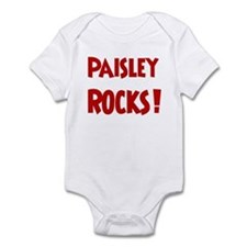 Paisley Rocks Infant Bodysuit