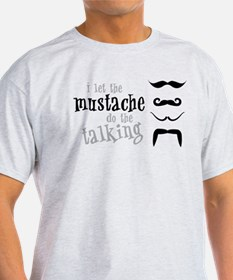 Do The Talking T-Shirt