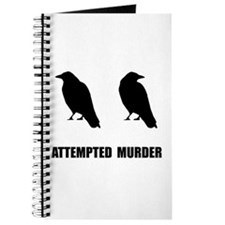 Attempted Murder Of Crows Journal