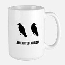 Attempted Murder Of Crows Mug