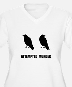 Attempted Murder Of Crows T-Shirt