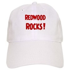 Redwood Rocks Baseball Cap