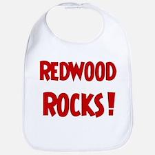 Redwood Rocks Bib