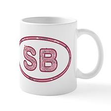 SB Pink Mug