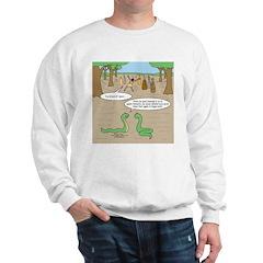 Snake Sour Grapes Sweatshirt