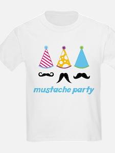 Mustache Party T-Shirt