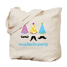 Mustache Party Tote Bag