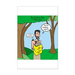 John the Baptist Diet Posters