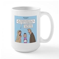 Left Behind Mug