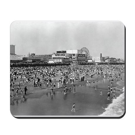 Coney Island Brighton Beach 1826584 Mousepad